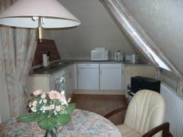 """eine komplett eingerichtete Küche / Appartement """"Ellen Lenz"""" in Husum-Schobüll"""