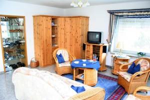 """Sie finden eine komfortable und moderne Ausstattung vor. / Ferienwohnung """"Haus Albatros"""" in Husum"""