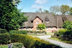 """Ferienwohnung """"Ferienhaus Eulenhof = Ferienhaus mit 2 Wohnungen (Haushälften)"""", West-Bordelum"""