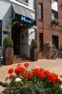 """Hotel """"Nordsee-Hotel Hinrichsen GmbH"""", Husum"""