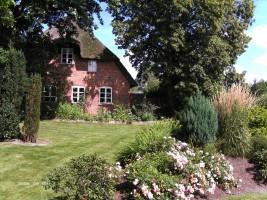 "Garten / Ferienhaus ""Ferienhaus Nis Puk"" in Bordelum"