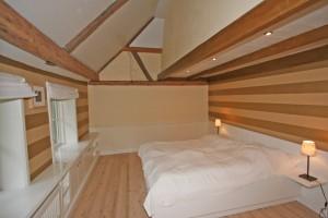 """Schlafzimmer im EG / Ferienhaus """"Ferien unter Reet"""" in Ostenfeld"""