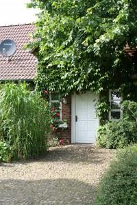 """Das Haus / Ferienhaus """"Petersen"""" in Arlewatt"""