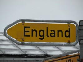 """Hier geht es zu unserer FeWo """"Op England""""! Moin, Moin ! / Ferienwohnung """"Op England"""" in Nordstrand"""