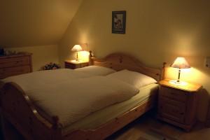 """2. Schlafzimmer Wohnung Carina / Ferienwohnung """"Ferienhaus Maren Thomsen"""" in Ostenfeld"""