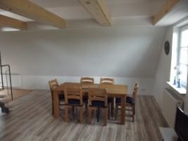 """Esszimmer / Ferienwohnung """"Haus Iwersen"""" in Hattstetdtermarsch"""
