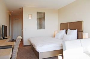"Double Horizon mit Panorama-Nordseeblick / Hotel ""THOMAS Hotel, Spa & Lifestyle"" in Husum"