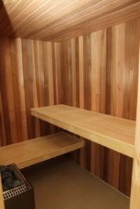 "Benutzung der Sauna inklusive / Ferienhaus ""Mien Huus an de Nordsee"" in Dagebüll"