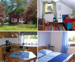 """Viel Platz für eine große Familie! / Ferienhaus """"Rostock"""" in Bondelum"""