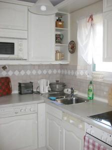 komplett ausgestattete Einbauküche / Ferienwohnung  in Husum