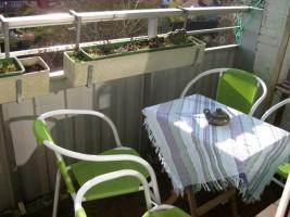 Balkon / Ferienwohnung  in Husum