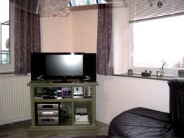 Wohnzimmer, Flachbildfernseher, Kabel TV, Musikanlage / Ferienwohnung  in Husum