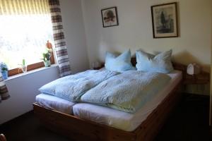 """Schlafzimmer / Ferienwohnung """"Haus Johannsen"""" in Husum"""