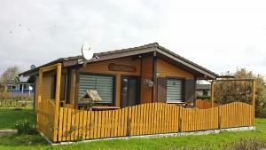 """/ Ferienhaus """"Ferienhaus Wattküken an der Nordsee, Urlaub mit Hund, WLAN"""" in Simonsberg"""