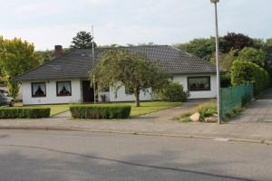 """""""Haus Johannsen"""" Vorderansicht / Ferienwohnung """"Haus Johannsen"""" in Husum"""