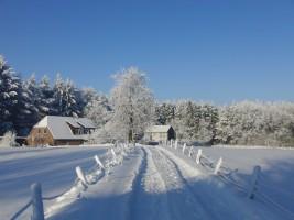 """auch im Winter schön / Ferienwohnung """"Ferienwohnung Holt"""" in Husum"""