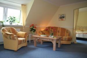 """/ Appartement """"Luxus Suite"""" in Husum"""