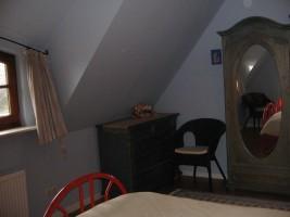 """Schlafzimmer / Ferienwohnung """"Genießer Nordsee-Urlaub"""" in Mildstedt"""