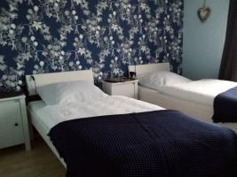 """Das zweite Schlafzimmer / Ferienwohnung """"Kleiner Onkel"""" in Hattstedtermarsch"""