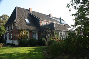 """/ Pension """"Winther"""" in Husum"""