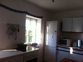 """Die Küche bietet alles, was Sie benötigen ... / Ferienwohnung """"Bei Uwe und Cordula"""" in Husum"""