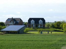 """Ferienhaus """"Haus Wattenmeerblick"""", Nordstrand"""