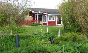 """/ Ferienhaus """"Ferienhaus Horn sien Hus, Urlaub mit Hund, WLAN, Sauna, Kamin"""" in Simonsberg"""