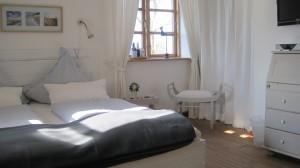 """Hochwertige Matratzen bescheren Ihnen eine gute Nachtruhe / Bed and Breakfast """"Möwenstube"""" in Ostenfeld"""
