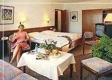 """Gemütliches Doppelzimmer. / Hotel """"Hotel am Schlosspark"""" in Husum"""
