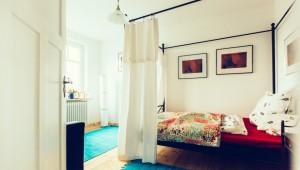"/ Gästehaus ""Das blaue Haus - Bed & Breakfast Husum"" in Husum"