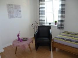 """Einzelzimmer 1 Obergeschoss / Ferienhaus """"Haus Lissi"""" in Flensburg"""