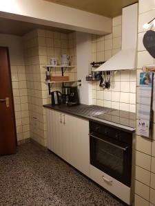 """Küche / Ferienhaus """"Reetdachhaus Margaux"""" in Wobbenbüll"""