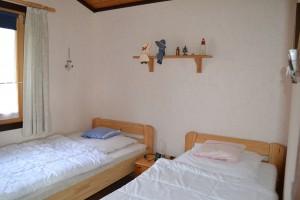 """Schlafzimmer 2 / Ferienhaus """"Ferienhaus Simi ruhig gelegen hinter dem Nordseedeich"""" in Simonsberg"""