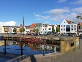 """Husum am Hafen! / Ferienwohnung """"Haus Schuldt"""" in Mildstedt/Husum"""
