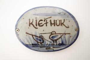"""/ Ferienwohnung """"Kiefhuck"""" in Nordstrand"""