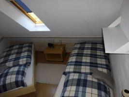 """kleines Schlafzimmer / Ferienwohnung """"Haus Droste"""" in Husum / Schobüll"""