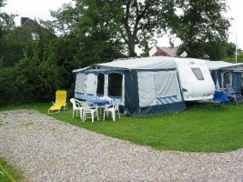 "Bed and Breakfast ""Camping Nordstrand Platz Margarethenruh"", Nordstrand"