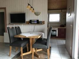 """Essbereich / Ferienhaus """"Haus Nixe"""" in Simonsberg"""