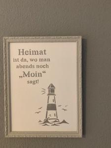 """/ Ferienwohnung """"Süderoog"""" in Husum-Schobüll"""