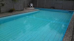 "Aussen Swimmingpool / Ferienwohnung ""Bols Haus Nordstrand"" in Nordstrand"