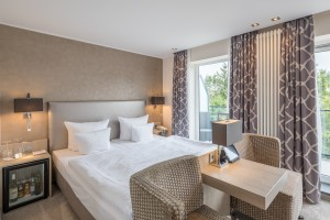"""Double / Hotel """"THOMAS Hotel, Spa & Lifestyle"""" in Husum"""