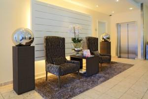 "Foyer / Hotel ""THOMAS Hotel, Spa & Lifestyle"" in Husum"