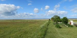 """.... über das weite Land und die Nordseeküste..... / Ferienwohnung """"Nordstrand frei ab 29.10."""" in Husum - Schobüll"""