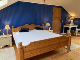 """großes Schlafzimmer OG / Ferienhaus """"Solingen"""" in Bondelum"""