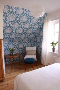 """Schlafzimmer2 / Ferienhaus """"Ferienhaus Göttsche"""" in Husum"""
