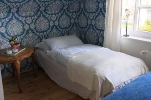 """Zustellbett Schlafzimmer2 / Ferienhaus """"Ferienhaus Göttsche"""" in Husum"""